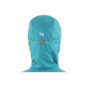 Rab Vapour-rise - Veste Femme - Bleu pétrole